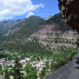 Oohing and Aahing in Ouray