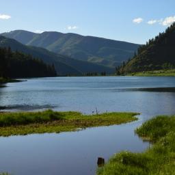 Sylvan Lake State Park in Eagle, CO
