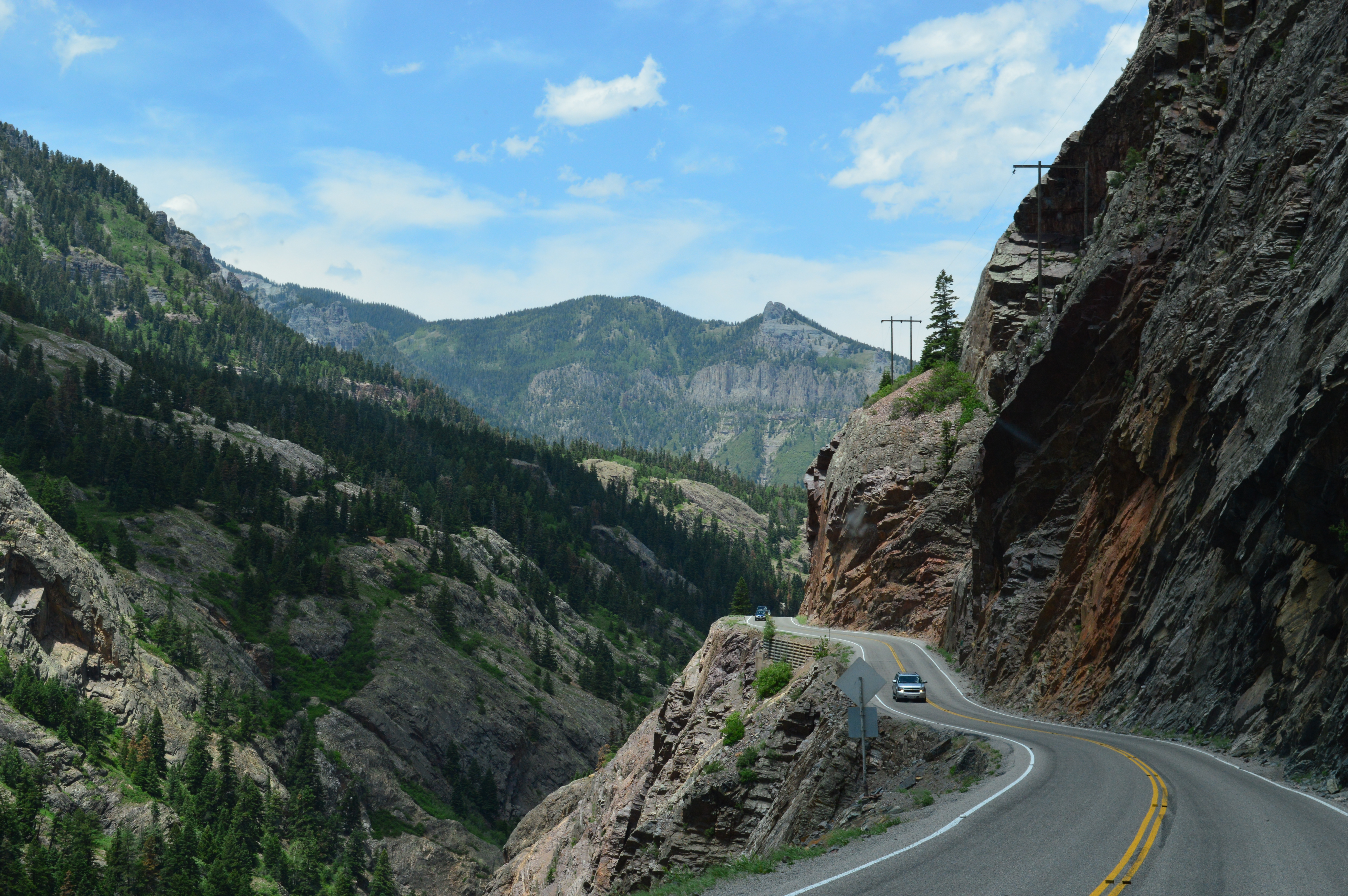 Silverton And The Million Dollar Highway To Ouray Nealys