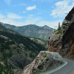 Silverton and the Million Dollar Highway to Ouray