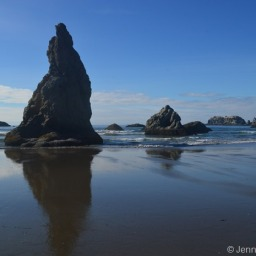 Bandon, Bullards Beach, and Blogging Buddies