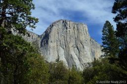 Yosemite during a Government Shutdown