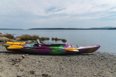 Our new kayak!